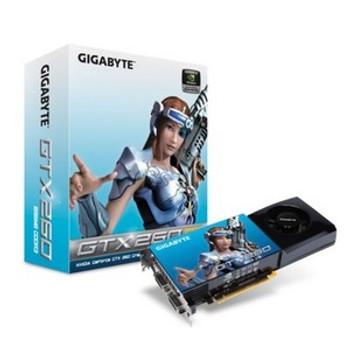 GV-N26-896H-B Gigabyte GeForce GTX 260 896MB 448-bit GDDR3 PCI Express 2.0 x16 HDCP Ready SLI Supported Video Card