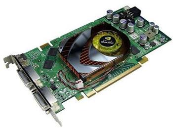 VCQFX1500-PCIE-PB-V PNY Quadro FX 1500 256MB 128-bit GDDR3 PCI Express x16 Dual DVI/ HDTV/ S-Video Out Video Graphics Card