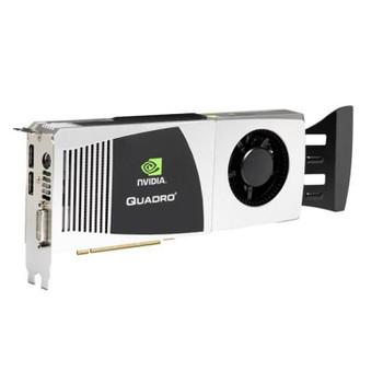 FQ132AV HP NVIDIA Quadro FX4800 PCI-Express x16 1.5GB DDR3 384-Bit 1xDVI Video Graphics Card