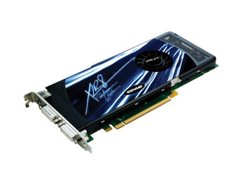 VCG981024GXEB PNY GeForce 9800GT 1GB DDR3 PCI Express 2.0 Dual DVI/ HDTV/ S-Video Outputs Video Graphics Card