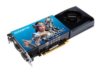 GV-N26OC-896H-B GIGA-BYTE GeForce GTX 260 Graphics Card nVIDIA GeForce GTX 260 576MHz 896MB GDDR3 SDRAM 448bit PCI Express 2.0 x16 DVI-I Retail