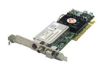 0N1707 Dell 64MB ATI All-In-Wonder 9000Pro DDR TV Tuner Video Card
