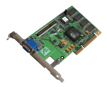 00320D Dell 8MB ATI Rage Pro Turbo with VGA Output Video Graphics Card