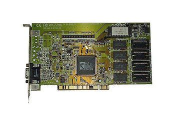 100-401017 ATI Xclaim 3D 4MB Video Graphics Card