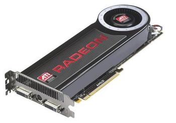 900250 Visiontek Radeon HD 4870 X2 2GB GDDR5 SDRAM 512-bit PCI Express 2.0 x16 DVI-I Video Graphics Card