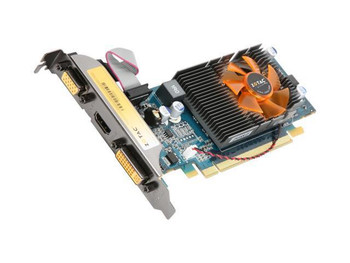 ZT-20301-10L ZOTAC nVidia GeForce 210 512MB DDR2 DVI/HDMI PCI-Express Video Card( Low Profile)