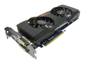 GV-R585OC-1GD Gigabyte Radeon 5850 1GB GDDR5 PCI Express 2.1 x16 CrossFireX HDMI DisplayPort DVI Graphic Card
