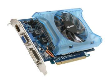 GV-N220OC-1GI Gigabyte GeForce GT 220 1GB DDR3 128-Bit PCI-Express 2.0 Video Graphics Card