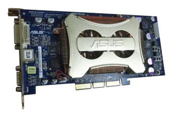 P172B/256M ASUS 256MB AGP Video Graphics Card
