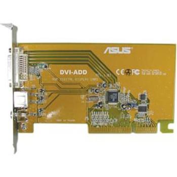 DVI-ADD ASUS 8x AGP PCI Express x16 DVI-D Video Graphics Card