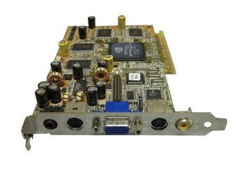 AGP-V7700 ASUS 32MB GeForce2 AGP/VGA Graphics Card AS-