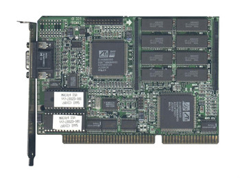 EXM281 ATI G/xpression ISA VGA Video Graphics Card