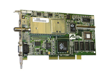 109-50200-01 ATI Rage Pro 8MB Turbo TV Tuner and AGP Video Graphics Card