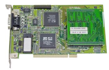 109-25500-40 ATI Mach64 PCI Video Graphics Card