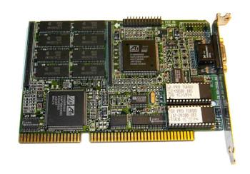 EXM193 ATI MACH64 ISA VGA Video Graphics Card