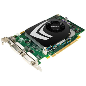 RVCG95512GXXB PNY nVidia GeForce 9500GT 512MB DDR2 Video Graphics Card