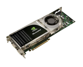 VCQFX5600-PCIE PNY Quadro FX5600 1.5GB GDDR3 384-Bit PCI Express x16 Dual DVI Video Graphics Card