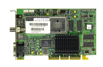 109-65600 ATI R128P Rage 128 Pro 32MB AGP Video Graphics Card