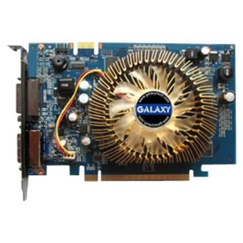 95TFE8DC1CMM GALAXY 512MB GeForce 9500GT DDR2 PCI Express 2.0 Video Card