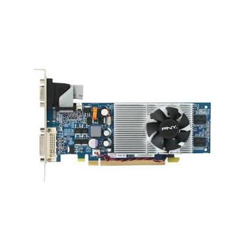 VCQFX570PCIEPB PNY nVidia Quadro FX 570 256MB 128-Bit DDR2 PCI Express x16 Dual Dvi Video Graphics Card