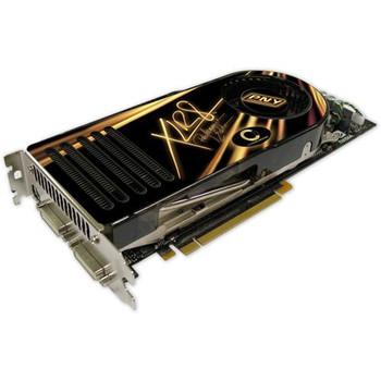 VCG8800XXPB PNY XLR8 GeForce 8800GTX 768MB 384-Bit GDDR3 PCI Express x16 Dual DVI/ HDTV/ S-Video Out/ HDCP Ready/ SLI Supported Video Graphics Card