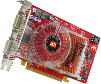 100106L ATI Sapphire Radeon X850XT 256MB 256-Bit GDDR3 PCI Express x16 HDTV / S-Video / Composite Out D-Sub DVI Video Graphics Card