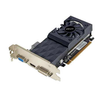 VCGGT6302XPB PNY GeForce GT630 2GB 128-Bit DDR3PCI-Express 2.0 x16 HDCP Ready/ DVI/ VGA/ HDMI Video Graphics Card
