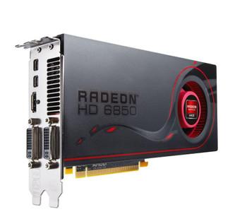 633895-001 HP Radeon HD6850 1GB GDDR5 PCI-Express 2.1 x16/2xDisplayPort 1.2/2xDV
