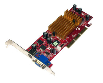 8936-550 MSI GeForce 64MB AGP 8X Graphics Card