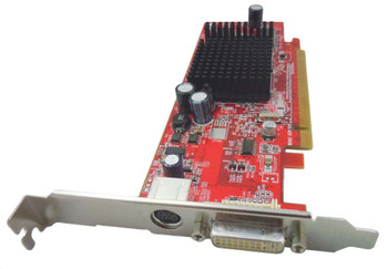 109-A26000-01 ATI Radeon X300 128MB PCI Express TV-Out/ VGA Video Graphics Card