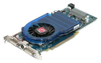 102-G0197-00 ATI Radeon HD3870 512MB GDDR4 256-Bit PCI Express 2.0 x16 Dual DVI HDTV-out Video Graphics Card