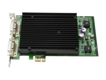 600-50307-0000-102 PNY Quadro NVS 440 256MB PCI Express X16 QUAD DVI Dual Link High Profile Video Graphics Card
