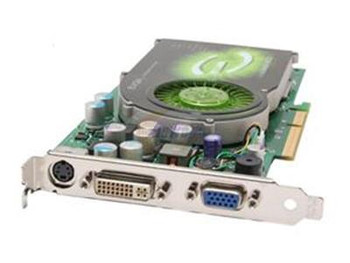 180-10492-0000-A02 Nvidia GeForce GF-7800-A2 128MB DVI/ VGA AGP Video Graphics Card