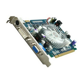 3DFR76256GSE PNY 3D Fuzion GeForce 7600GS 256MB 128-Bit GDDR2 SLI Support PCI Express x16 Video Graphics Card