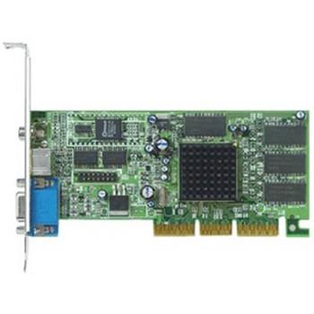 109-78500-00 ATI Radeon 7000 32m DDR Agp Dvi Vga S-vid Video Graphics Card