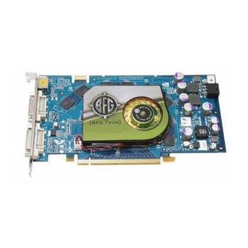 BFGR66256OC BFG GeForce 6600 256MB 128-Bit DDR AGP 4X/8X Video Graphics Card