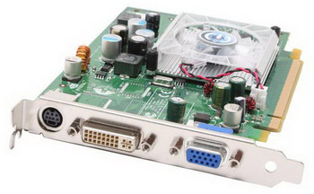 256-P2-N437-LX EVGA GeForce 7300 GS 256MB GDDR2 64-bit PCI Express x16 Video Graphics Card