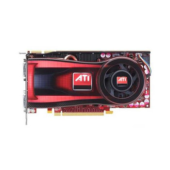 OJ3887 ATI 64MB X300 Radeon Pro DVI And Svideo Outputs PCI Express Video Graphics Card