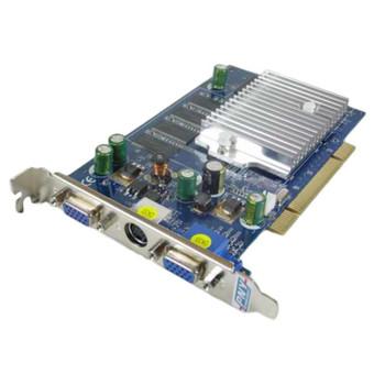 GF05200PUD25G/OTC4AJ PNY GeForce Fx5200 256MB PCi Dual Vga Video Graphics Card