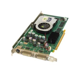 600-50268-0002-001 Nvidia 128MB PCI Express Video Graphics Card Quadro Fx1300 With Dual DVI Outputs