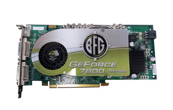 600-10347-0002-300 Nvidia GeForce 7800 256MB PCI Express Dual DVI Video Graphics Card