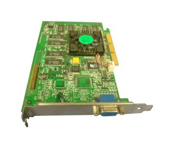 180-P0003-0100-D02 Nvidia GeForce Video Graphics Card AGP VGA