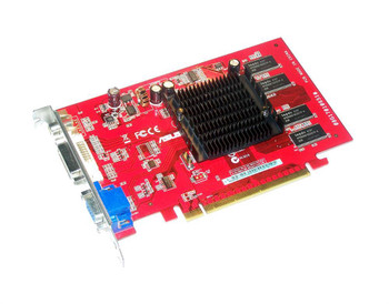 08G17010651 ASUS A260fm Radeon Eax300se-x-td 128MB PCI Express Video Graphics Card