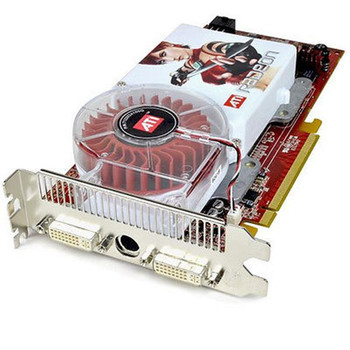 102-A52067-50 ATI Radeon X1900 XT 256MB DDR3 PCI Express x16 Dual DVI/ TV-Out Video Graphics Card