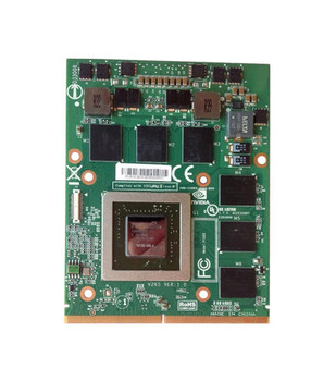 P1065 Nvidia GTX 560M 1536MB DDR5 192-Bit VGA Video Graphics Card