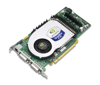 180-10211-0000 Nvidia Quadro FX3400 256MB PCI-e Dual DVI TV Out Video Graphics Card