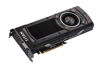 PG600 Nvidia GeForce GTX TITAN X 12GB 384-Bit GDDR5 PCI Express 3.0 DVI-I/ HDMI/ 3x DisplayPort HDCP Ready SLI Support Video Graphics Card