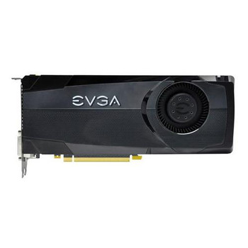 896-P3-1250-A1 EVGA GeForce GTX 260 Core 216 896MB 448-Bit DDR3 PCI Express 2.0 x16 Dual DVI/ HDMI/ HDTV-out Video Graphics Card
