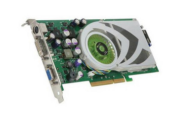 256-A8-N505-LX EVGA nVidia GeForce 7800GS 7800 GS 256MB DDR3 DVI/ VGA AGP Video Graphics Card