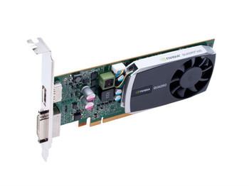 180-11033-1005-A01 Nvidia Quadro 600 1GB DDR3 DVI/ DisplayPort PCI-Express x16 Video Graphics Card